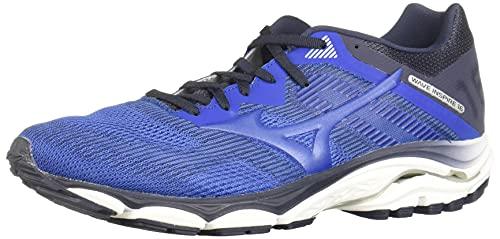 Mizuno Men's Wave Inspire 16 Road Running Shoe, True Blue, 10 D US