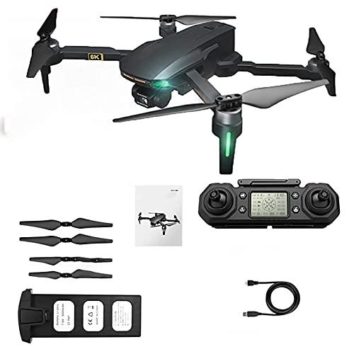 GZTYLQQ Drone con FHD FPV 5GHz Transmisión de Imagen Cámara de 6k Video en Vivo para Adultos Drone Adultos Niños Remoto 90deg;Control, fotografía aérea con Zoom Deslizante de 50x con Mayor Libertad