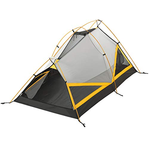 Eureka! Alpenlite XT Two-Person, Four-Season Backpacking Tent, Yellow