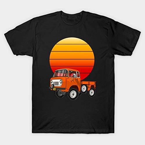 For Jeep Fc-150 Classic Truck T-shirt Unisex Adults Shirt Birthday Girl Birthday Tee Women Graphic Tee Shirt
