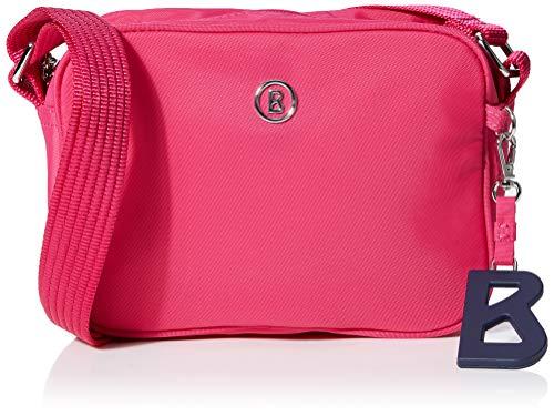 Bogner Damen Verbier Vroni Shoulderbag Xshz Schultertasche, Pink (Pink (Pink), 7.0x13.0x18.0 cm