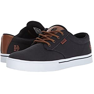 Etnies Men's Jameson 2 ECO Skate Shoe, Navy/tan/White, 12 Medium US