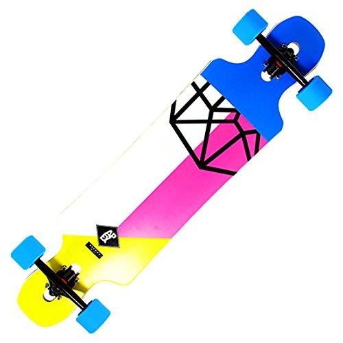 Apex Longboard Avenue Maple Neon