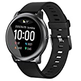 xiaomi Youpin Haylou Solar LS05 Smart Watch Sport Metal Round Case Heart Rate Sleep Monitor IP68 Waterproof iOS Android Global