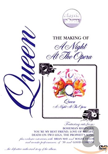 Queen - The making of 'A night at the Opera'