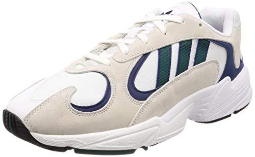 adidas Hombre Yung-1 & 96 Zapatillas Blanco, 42
