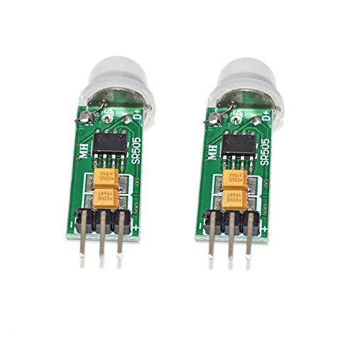 KingBra HC-SR505 Mini sensor de movimiento humano infrarrojo...