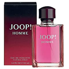 Design House: Joop! Fragrance Notes: exotic spice and florals, with woods, patchouli and honey, very masculine. Recommended Use: evening