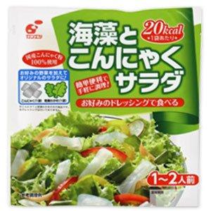 海藻とこんにゃくサラダ国産 ×24入り