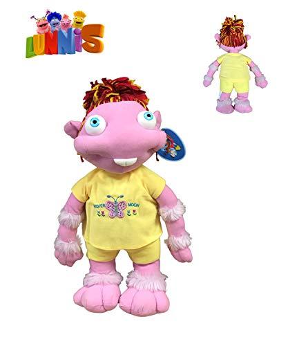 Lunnis - Peluche Lulila en pijama 17