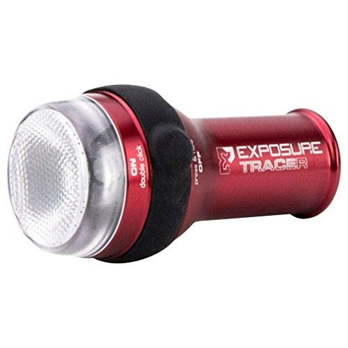 Ibex Sports Exposure TraceR, USB Rechargeable Rr light