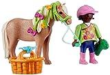 PLAYMOBIL Special Plus 70060 Especial Niña con Pony, a partir de 4 Años