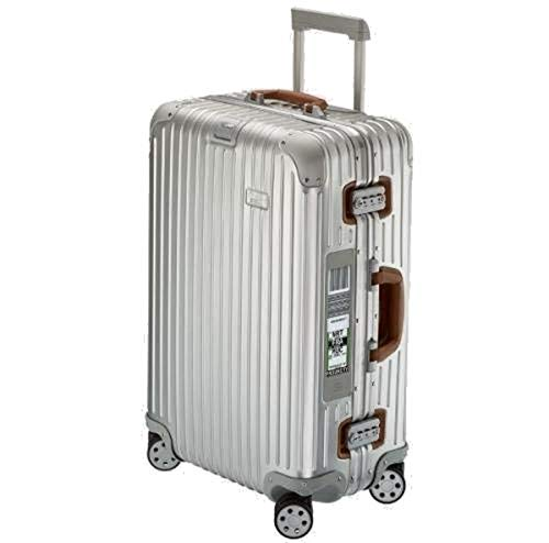 RIMOWA Lufthansa 747-8 Boeing Collection Suitcase XL 84.5L Electronic Tag