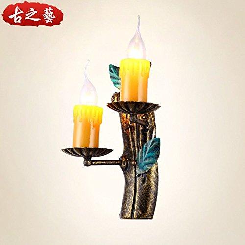 JJZHG wandlamp wandlamp waterdichte wandverlichting wandlampengang retro- persoonlijkheid van lantaarns creatieve staaflichtlampencafé bevat: wandlamp, stoere wandlampen