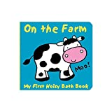Best Bath Books For Babies - Animals on the Farm Review
