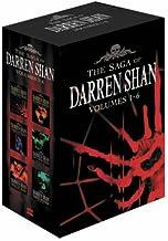 The Saga of Darren Shan Box Set 1-6