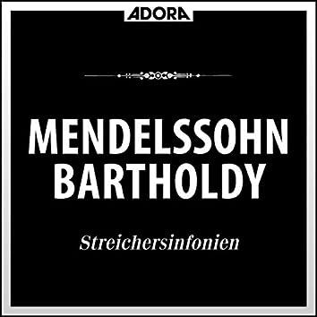 Mendelssohn: Streichersinfonien