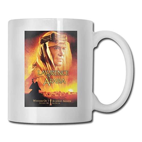 Lawrence Of Arabia Kaffeetasse, perfekt für Cappuccino, Tee, Kakao, Müsli