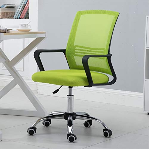 ZHSGV Office Chair Computer Conference Chair Mesh Lift Chair Rotating Chair Stool Leisure Home Study Chair (Color : 4)