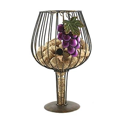 Thirteen Chefs Wine Cork Holder