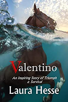 Valentino: A heart-pounding west coast adventure for horse lovers of all ages (The Holiday Series Book 5) by [Laura Hesse]