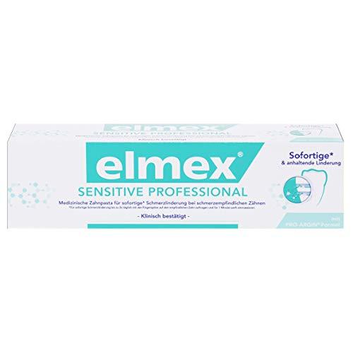 elmex SENSITIVE PROFESSIONAL Zahnpasta mit PRO-ARGIN, 75ml