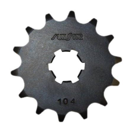 Sunstar 10112 12-Teeth 420 Chain Size Front Countershaft Sprocket