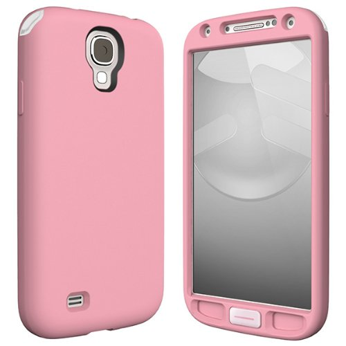 SwitchEasy GALAXY S4 SC-04E用シリコンケース Colors for Samsung GALAXY S4 Baby Pink ベイビーピンク SW-COLG4-BP-JP