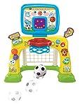 VTech Baby 80-156375 Bebe Multisport INTERACTIF Weitere Spielzeuge für Babys, Mehrfarbig