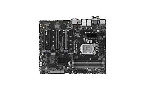 ASUS WS C246 PRO Workstation Mainboard (ATX, Intel Skylake / Skylake-Refresh Serie, LGA 1151-2, 4x DDR4 2666 MHz ECC, PCIe 3.0, SATA, M.2, NVME, SATA, Dual LAN)
