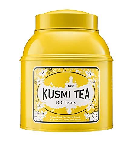 KUSMI Tea Paris - BB DETOX - 500gr Lackierte Metalldose in einer Karton-Außenbox