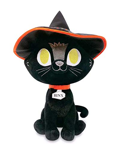 Disney Store, Binx Soft Plush Doll Toy – Hocus Pocus – Small 15''