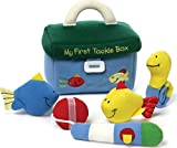 Baby GUND My First Toolbox Stuffed Plush Playset, 5 pieces