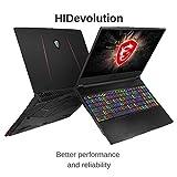 HIDevolution MSI GE65 9SF Raider 15.6' Thin Bezel FHD 240Hz | 2.6 GHz i7-9750H, RTX 2070, 16GB 2666MHz RAM, 512GB PCIe SSD | Authorized Performance Upgrades & Warranty