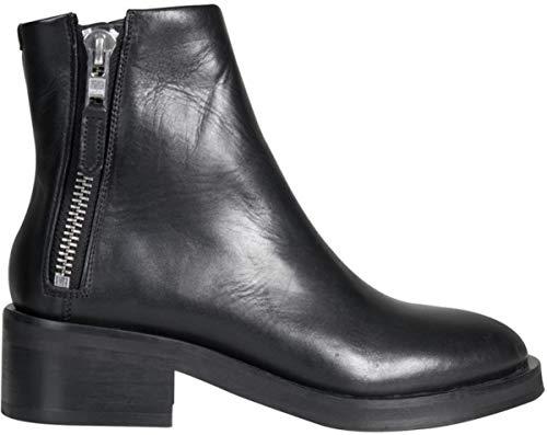 Royal RepubliQ Damen Schuhe District Zip Boot in Schwarz 37