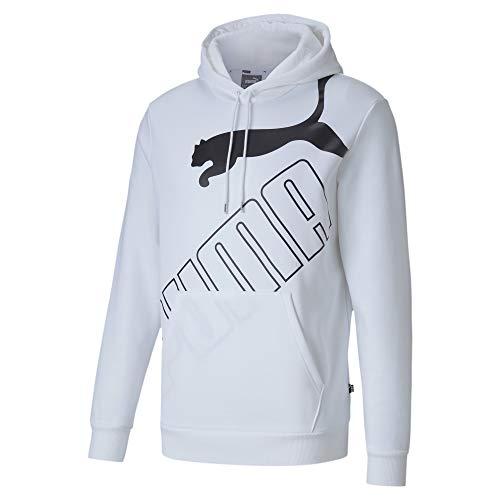 PUMA Run/Train/FIT Camisa, Nrgy Peach-Ultra Gray Big Cat, XS para Hombre