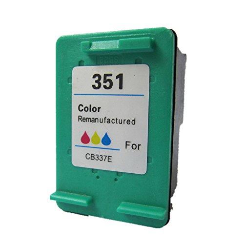 Cartucho Tinta Compatible para HP 351 XL / CB338EE Tricolor 21ml T94