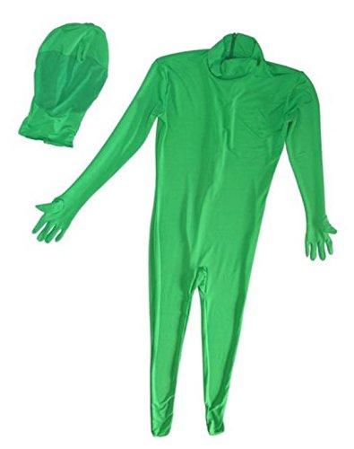 Bresser BR-C2L zweiteiliger Chromakey Anzug, L grün
