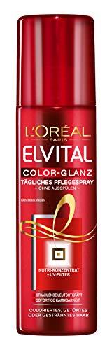 L'Oréal Paris Elvital Color-Glanz Tägliches Pflegespray (1 x 200 ml)