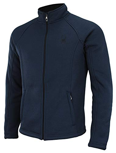 Spyder Men's Steller Full Zip Jacket Frontier M