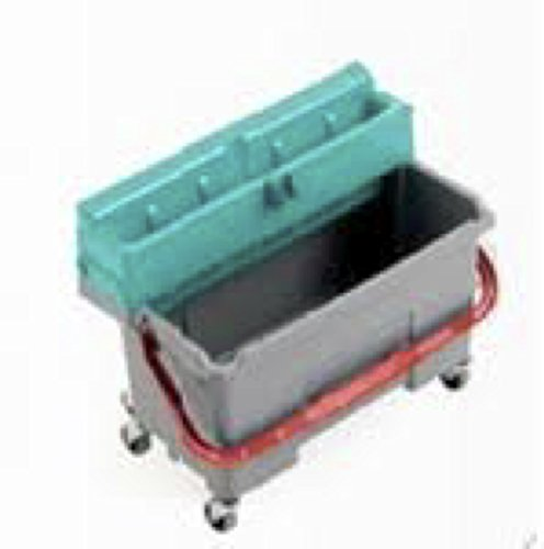 TRI PRESS BASIC Cubo y escurridor TTS con ruedas