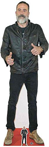 empireposter Walking Dead, The - Negan - Jeffrey Dean Morgan - Prominente Star VIP - Pappaufsteller Standy - 63x187 cm