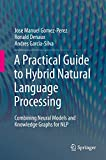 A Practical Guide to Hybrid Natural Language Processing: Combining Neural Models and Knowledge Graphs for Nlp