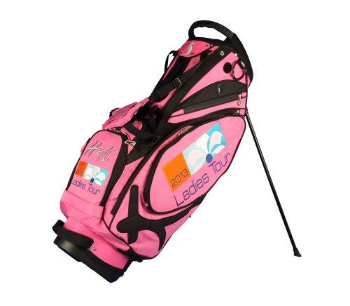 Sacca da golf tracolla MUIRFIELD personalizzata 'LOGO AZIENDALE' 5 aree personalizzate 3 colori