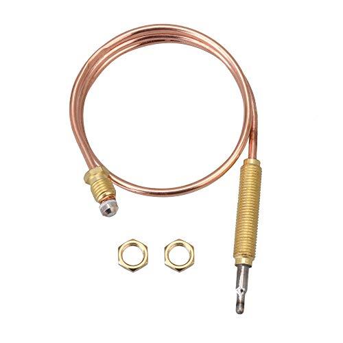 BQLZR Termopar de gas universal de 60,96 cm de longitud para...