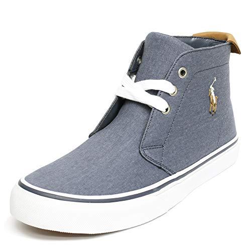 (ポロラルフローレン)POLORalphLaurenスニーカーメンズハイカット靴TALIN[並行輸入品](71/2D(約26cm))