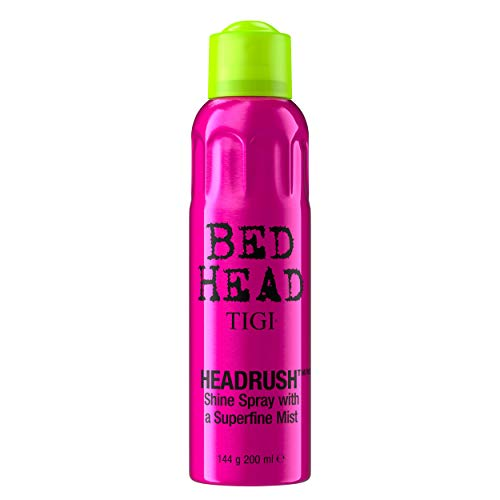 Tigi BED HEAD Glanz Spray Headrush, 1er Pack (1 x 200 ml)