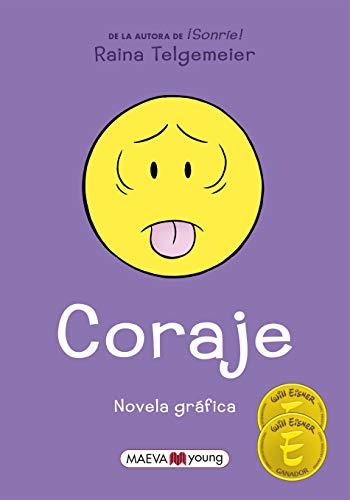 Coraje: Edición en español de España, no latino (Novela gráfica)