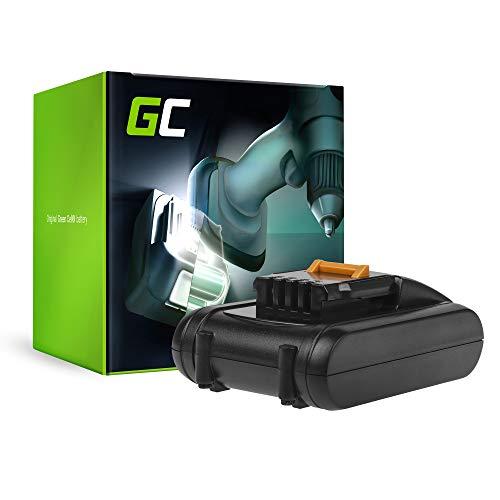 GC® (2Ah 20V Li-Ion cellen) Worx WA3572 Accu Batterij Vervangend batterijpakket voor Worx Elektrisch gereedschap