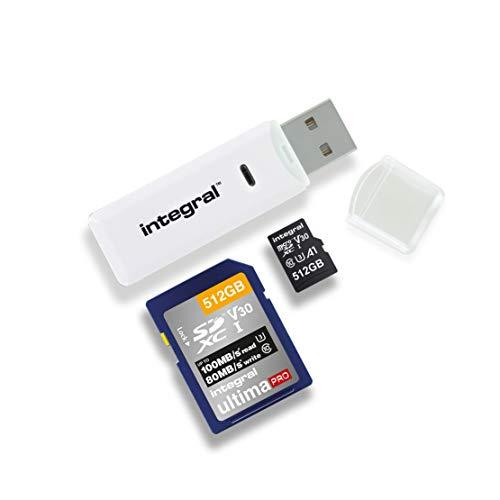 Integral 948719 Lettore Scheda Micro SD USB 2.0
